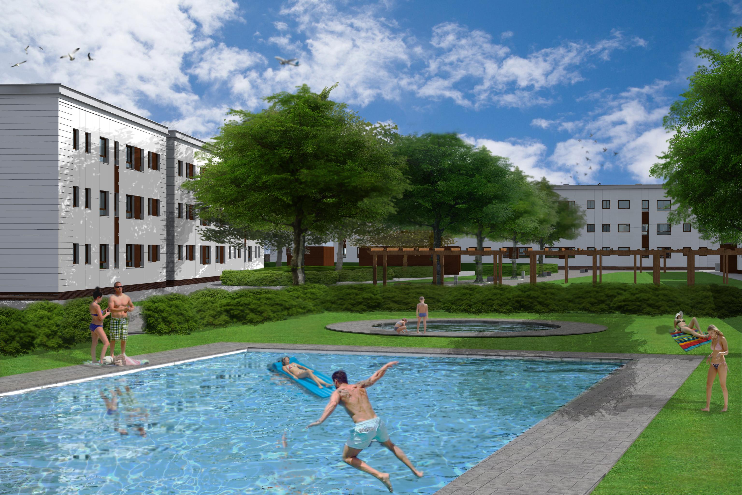 C rdoba piscina villalar gestora inmobiliaria for Piscinas cordoba capital